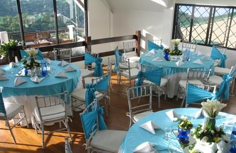 Setup by Town's Delight The Caterer